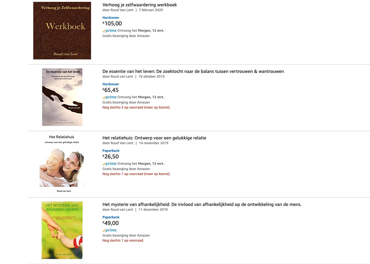 amazon.nl boek
