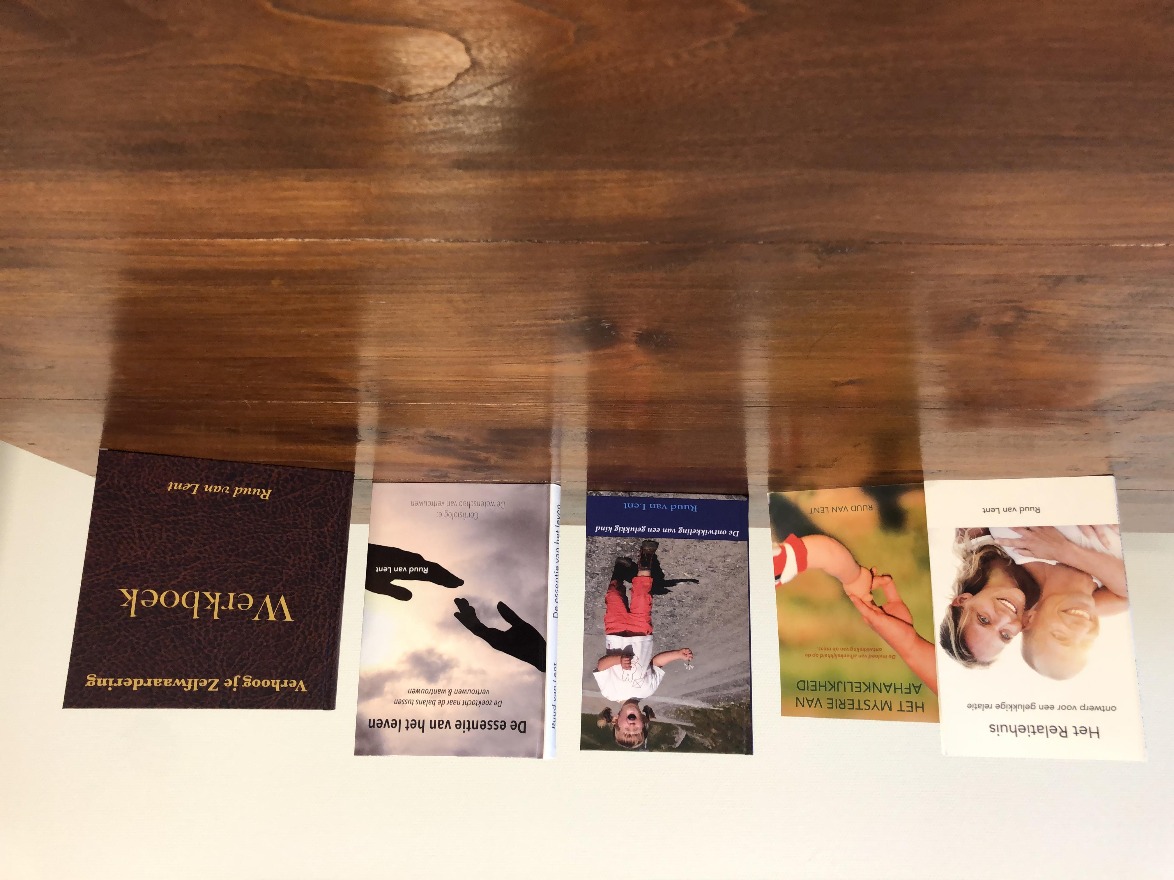 boeken van Ruud